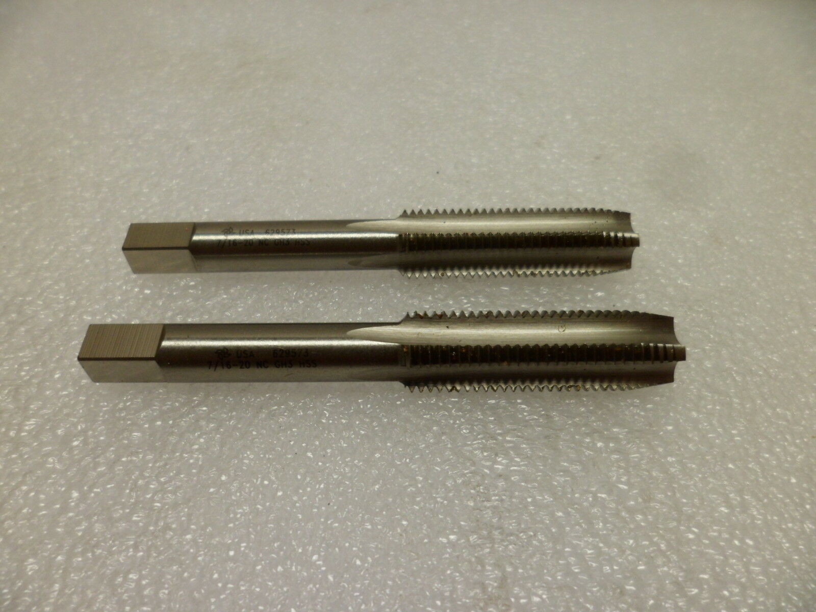 Drillco Cutting Tools Spiral Point Taps 21A116CP 1//4-20