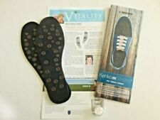 Nikken 1 mSteps Insoles with Acupressure Massage Nodes Shoe Sizes 5 to 9 20213