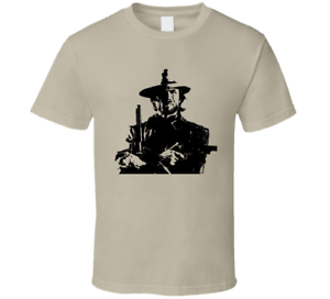 Clint Eastwood Tees Josey Wales Vintage Movies Quotes 80/'s Men/'s T Shirt New