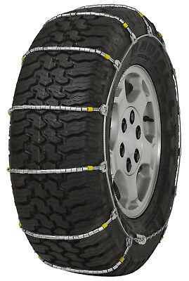 Titan Truck//Bus Cable Tire Chains Snow or Ice Covered Roads 10.5mm 35x12.50-20