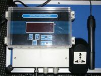 Ph Controller Co2 Ph Messgerät Regler Wasserdicht