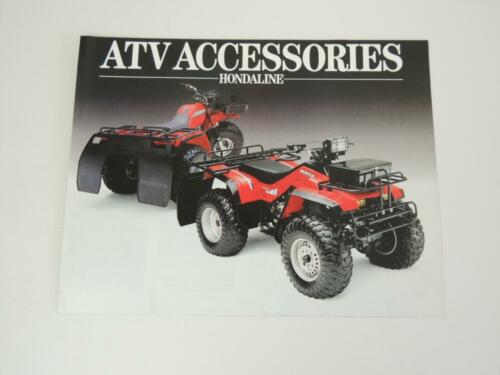 NOS 1982 Hondaline ATV Accessories L82