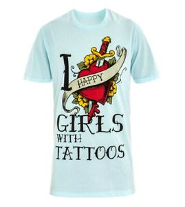T-Shirt-Uomo-Girocollo-Stampa-Tinta-Unita-Azzurra-Mezze-Maniche-Casual-GIOSAL