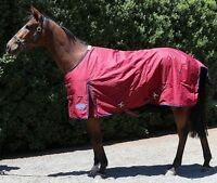 Barnsby Equestrian Waterproof Horse Winter Blanket/turnout Rug - Standard Neck