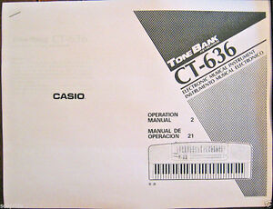 Manual for casio 465 tone bank ct638 fixya.