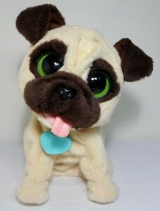 Hasbro 2014 Furreal Friends Jj My Jumpin Pug Pet Dog Electronic