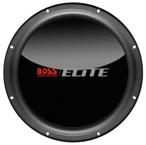 "12/"" Series Dual 4 Ohm Car Subwoofer BRANDNEW Boss BDVC12 1800W Max 900W RMS"