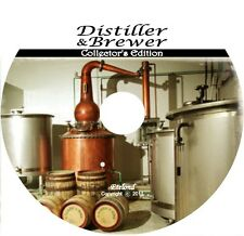 Complete Distiller How To Make Alcohol Moonshine Whiskey Beer Still Plans Guides