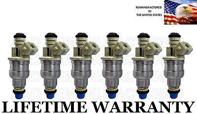 6x Genuine Denso Fuel Injectors For Ford Mazda Sable Taurus Tribute Escape 3.0L