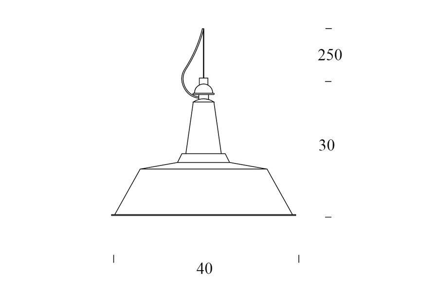 Fontana Arte Arte Arte Huna 5059 lampada a sospensione d1b1e1