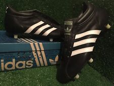BN Adidas vintage Mondial Copa football boots mania precision Soccer Shoes 8,5