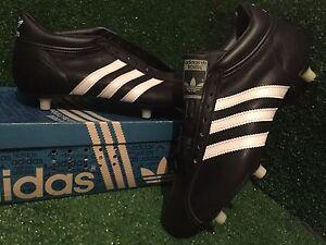 BN Adidas vintage Mondial Copa football boots mania precision Soccer ... 7745116e706