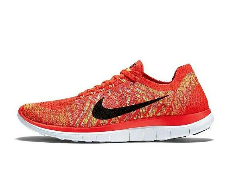 Nike Free 4.0 4.0 4.0 Flyknit - 717075 600 47c64b