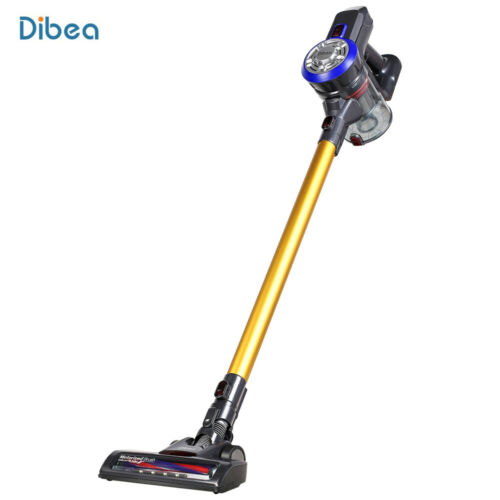 Dibea D18 Aspirapolvere Scopa Elettrica Senza Sacco 2 In 1 Vacuum Cleaner IT