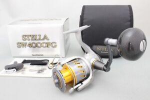 Shimano-08-STELLA-SW-4000-PG-Spinning-Reel