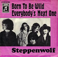 "7"" Steppenwolf – Born To Be Wild / Columbia // Germany 1969"