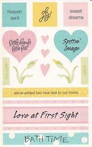 Grossman/'s Giant Stickers Happy Birthday Captions 2 Strips Mrs
