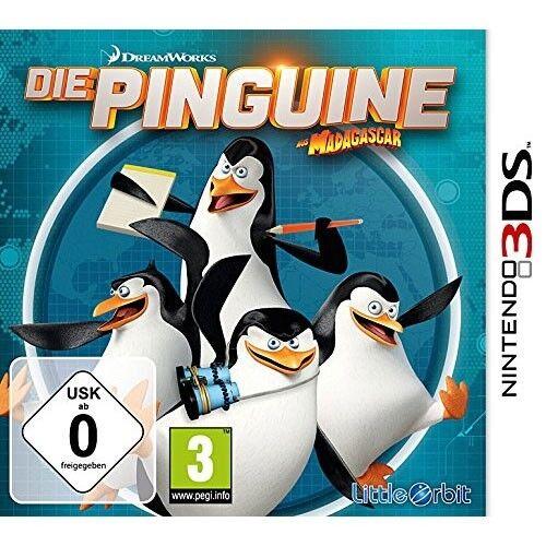 1 von 1 - Die Pinguine aus Madagascar 3DS Neu & OVP