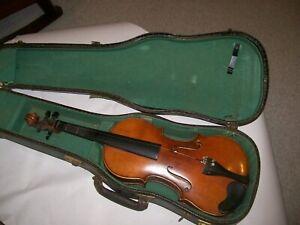 Violin 3/4 Strad  1720 Salvador De Durro B&J sole importer