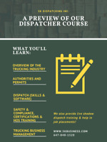 Learn Truck Dispatch Course - 5K Dispatching Inc. Mississauga / Peel Region Toronto (GTA) Preview