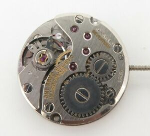 Vintage-Carter-Case-inc-FHF-35-17-jewel-Movement-Complete