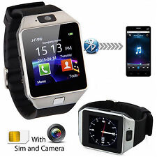 Luxury Bluetooth Smart Watch Phone for Huawei Ascend P8 Lite Samsung S7 Edge LG