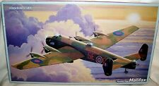 modelcraft 1/72 RAF HANDLEY PAGE HALIFAX HEAVY BOMBER