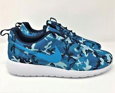 Run Nike Blue Print NSW Chaussures Camo Rohserun Homme Roshe Running 1R7Rtrq