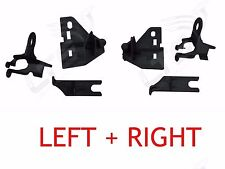 LEFT AND RIGHT HEADLAMP HEADLIGHT BRACKET TAB REPAIR KIT FOR RENAULT CLIO MK4