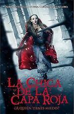 La chica de la capa roja -MTI (Red Riding Hood - Media Tie-in) (Spanish Edition)