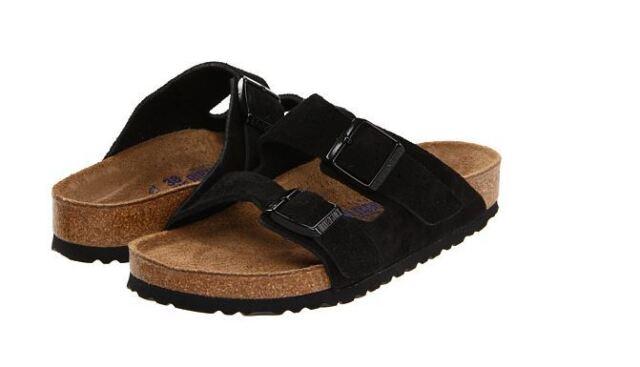 Birkenstock Shoes | Arizona Black Sandals 42 | Poshmark