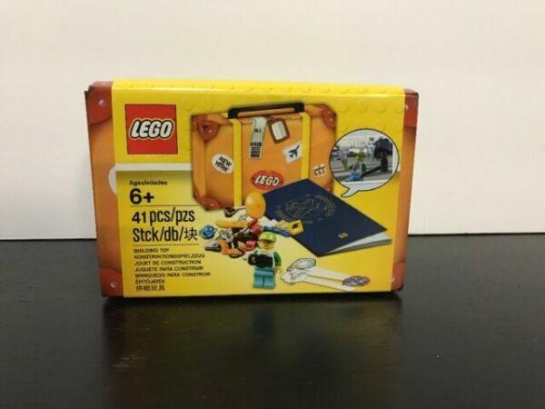 Lego Travel Building Suitcase 5004932 BNIB