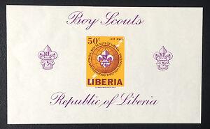 Liberia 1965** Pfadfinder / Scouts Postfrisch Ungezähnt / Imperf MNH - Nürnberg, Deutschland - Liberia 1965** Pfadfinder / Scouts Postfrisch Ungezähnt / Imperf MNH - Nürnberg, Deutschland