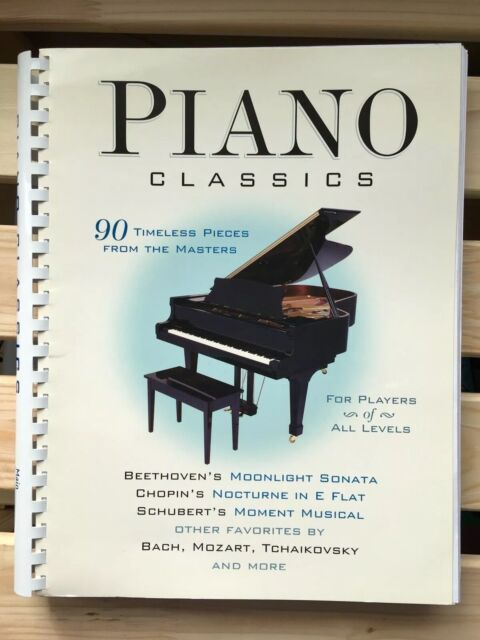 Piano Pieces From The /'Nannerl Music Book/' Piano Sheet Music Instr A W Mozart