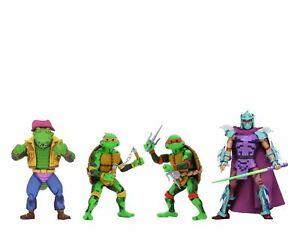"""Teenage Mutant Ninja Turtles:Turtles in Time 7""""Scale Figures Series 2 OFFICIAL @"""