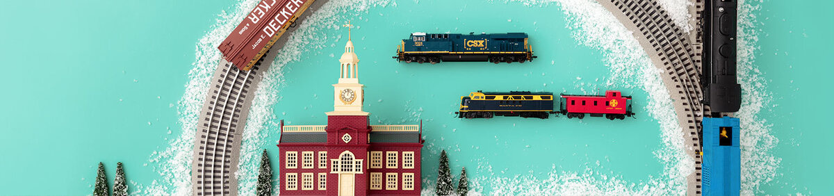 Shop Event Get Your Gift-Giving on Track 30% off Lionel, MTH, and more.