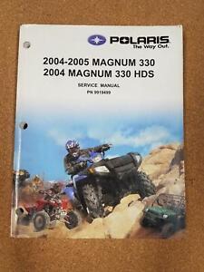 Polaris 2004-2005 magnum 330 2004 magnum 330 hds service manual.