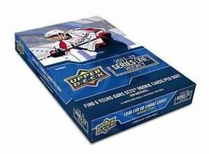 2011-12-2012-Upper-Deck-Series-1-Hockey-Factory-Sealed-Hobby-Box