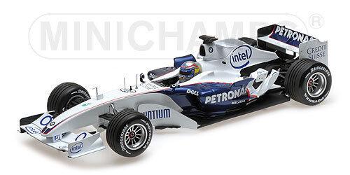 Sauber Bmw C24B Alessandro Zanardi Valencia 2006 MINICHAMPS 1 18 100060904