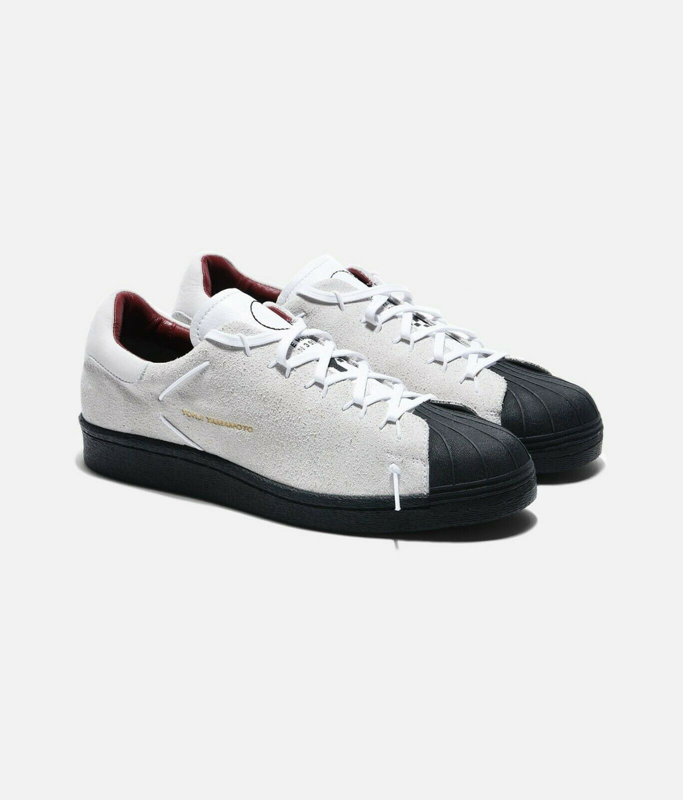 Y-3 Super Knot shoes Sneakers CG6081 White Black Beige US US US 9.5 b5fcdf