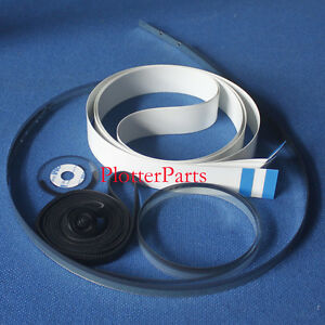 Image is loading HP-TZ-Carriage-Belt-encoder-strip-disk-cable-