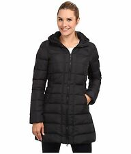 New The North Face Women's Black Gotham Down Parka Coat, Size XS