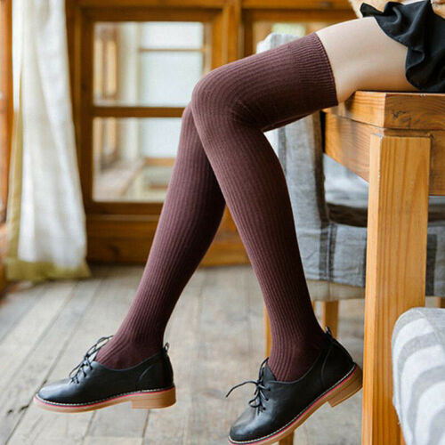 3701054689261 Fash Casual Mesh Chocolate Calze High Schoolgirl Marrone Straight scuro 8Uqnzn1wp