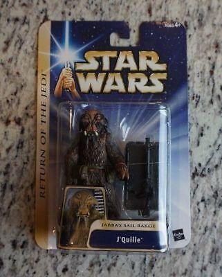 J/'quille Jabba/'s Sail Barge 2003 Star Wars Saga Collection MOC #09 9