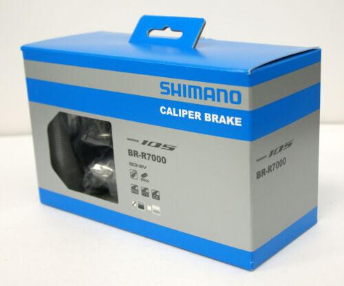 Pair Black IBRR7000A82L Shimano 105 BR-R7000 Brake Caliper Front /& Rear
