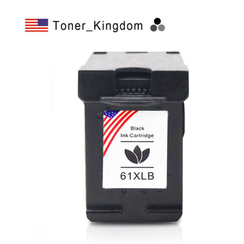 4 Pack Ink Cartridge for HP 61 XL Combo CH563WN CH564WN Black// Color 61XL H.Y