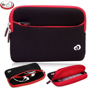 KroO-Small-Neoprene-Sleeve-with-Front-Zipper-Pocket-for-Most-7-to-8-Inch-Tablet
