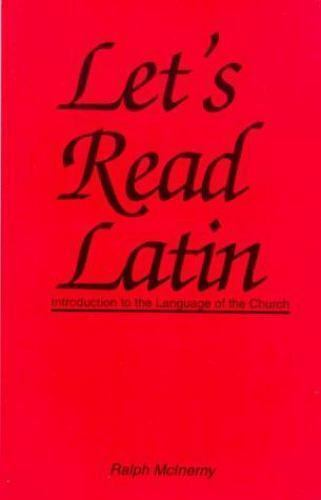 Let's Read Latin With Tape