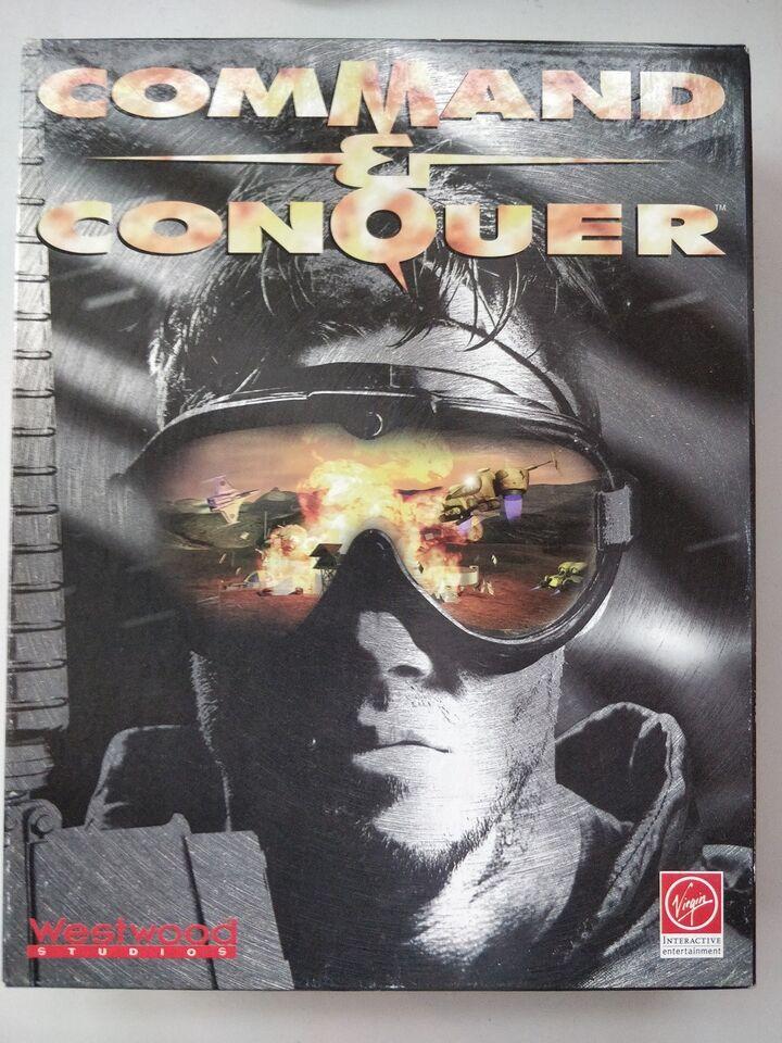 Command & Conquer - CIB, til pc, realtime strategi