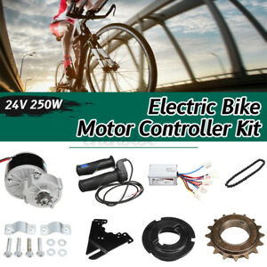 24V 250W Electric Bicycle Bike 22-28 inch ordinary bicycle Motor Conversion